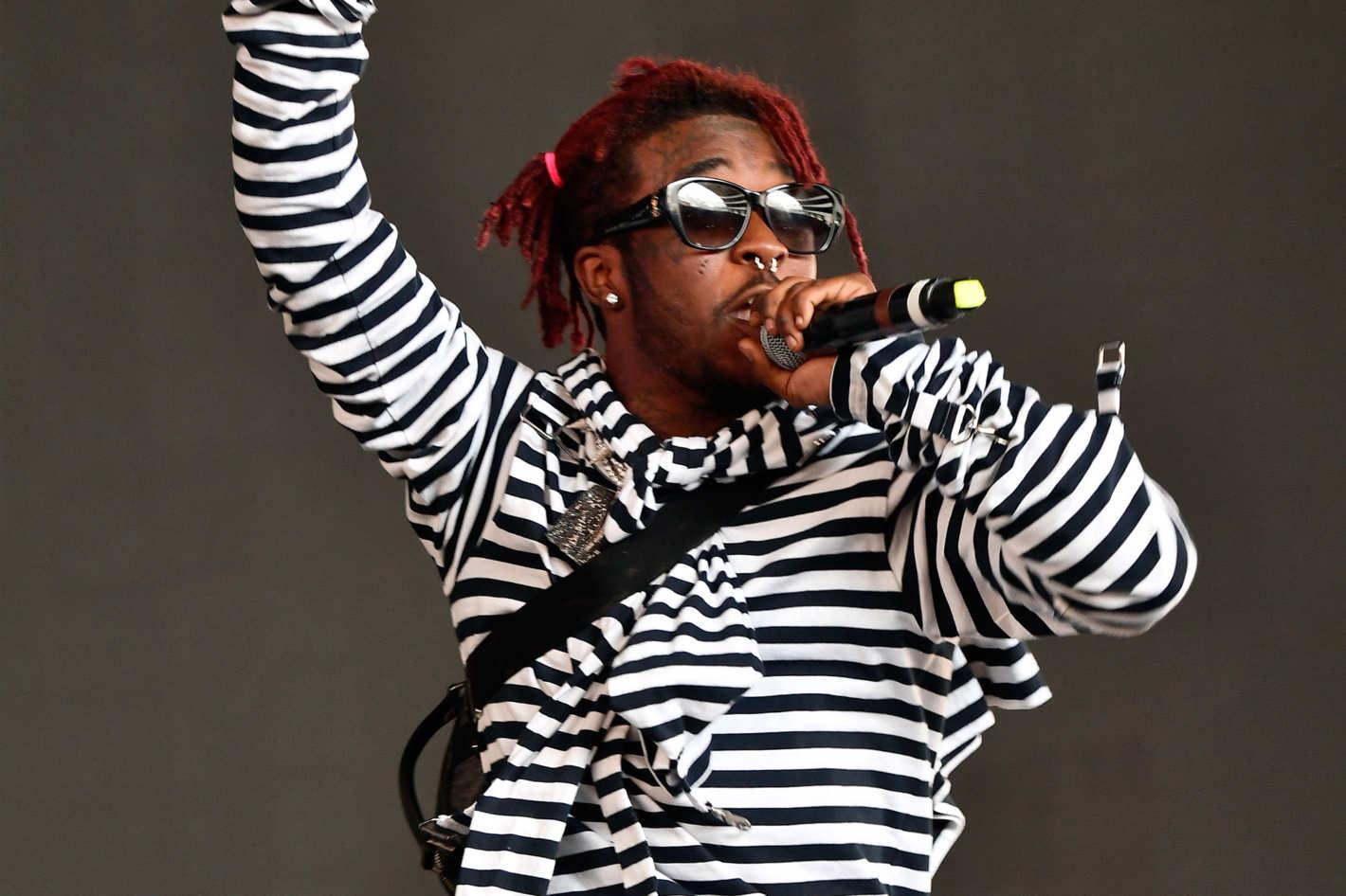 Sorry, Lil Uzi Vert Isn't a 'Rock Star': He's Hip-Hop