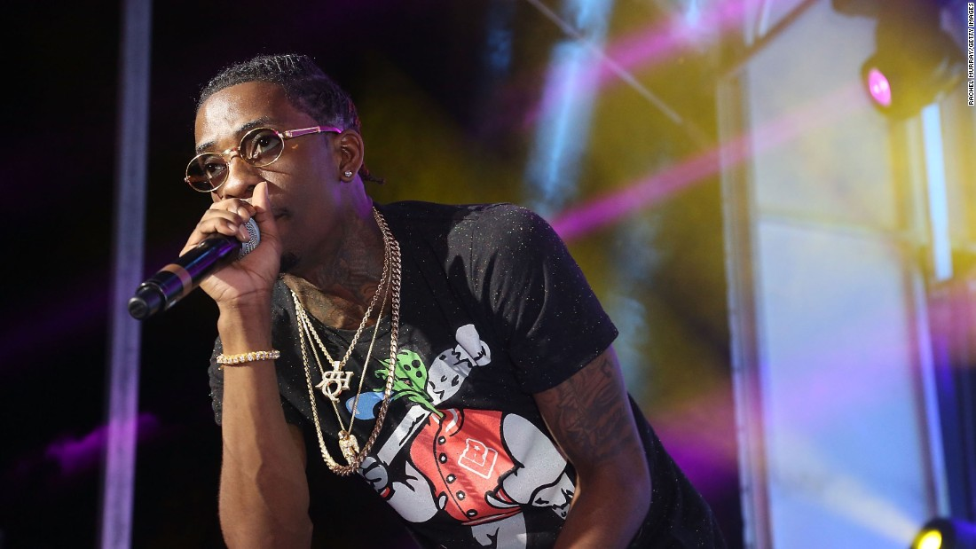 Rich Homie Quan Addresses What's Really Going on With Young Thug