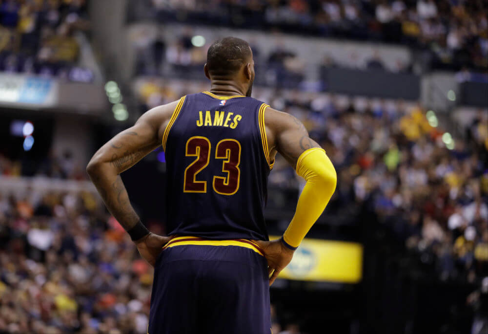 LeBron James Responds to Not Being Named NBA MVP Finalist