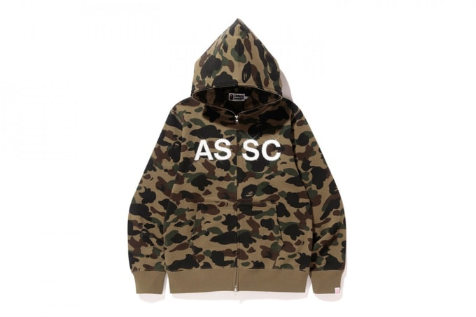 A Bathing Ape Unveils Capsule Collection With Anti Social Social Club
