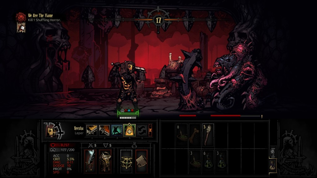 Price And Release Date Announced For Darkest Dungeon: The Crimson Court