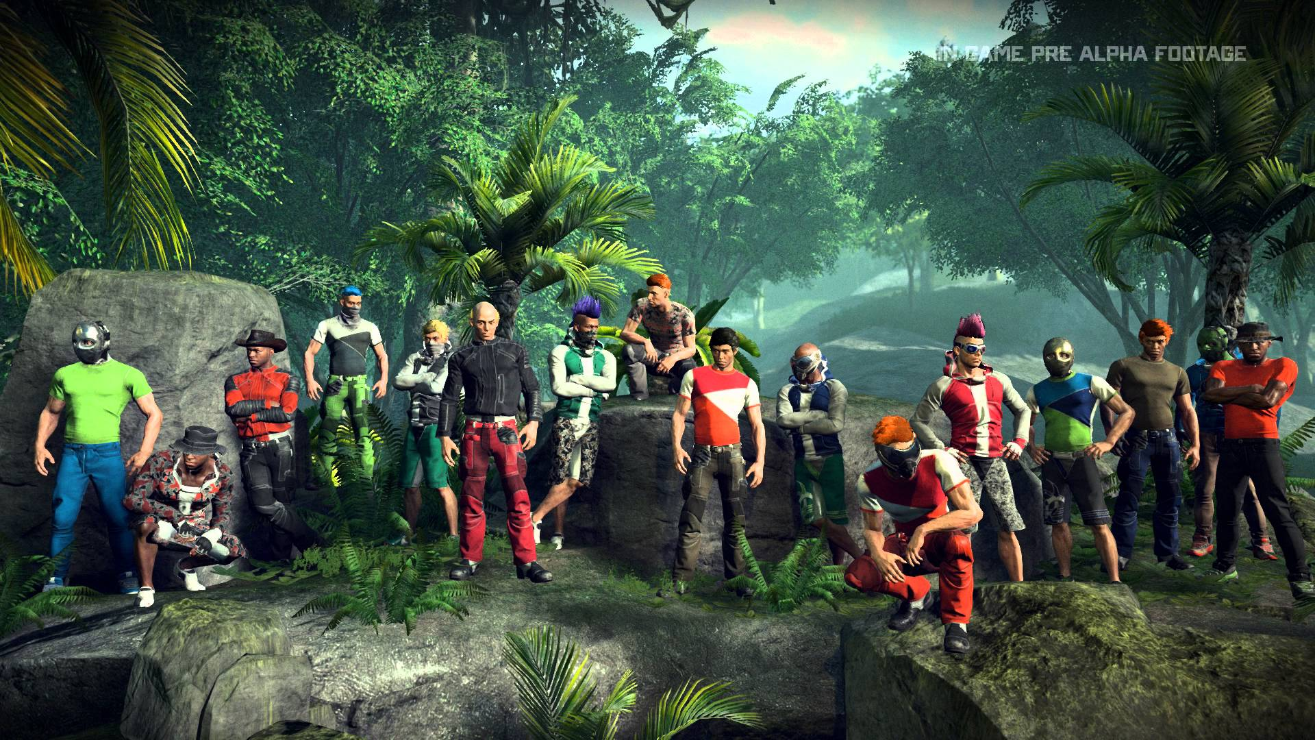 The Culling Comes To Xbox One Game Preview June 2