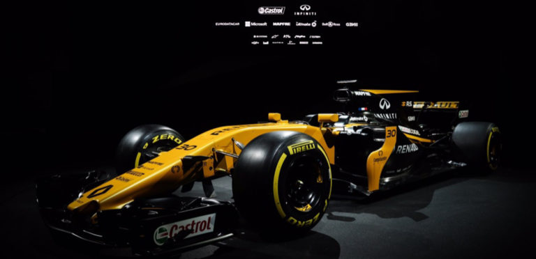 F1 2017 Gets Release Date