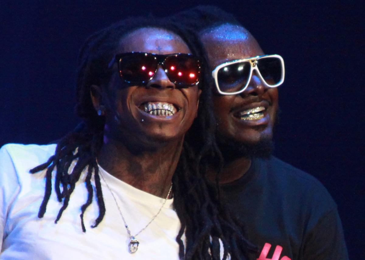 Stream Lil Wayne & T-Pain's 'T-Wayne' Album Now