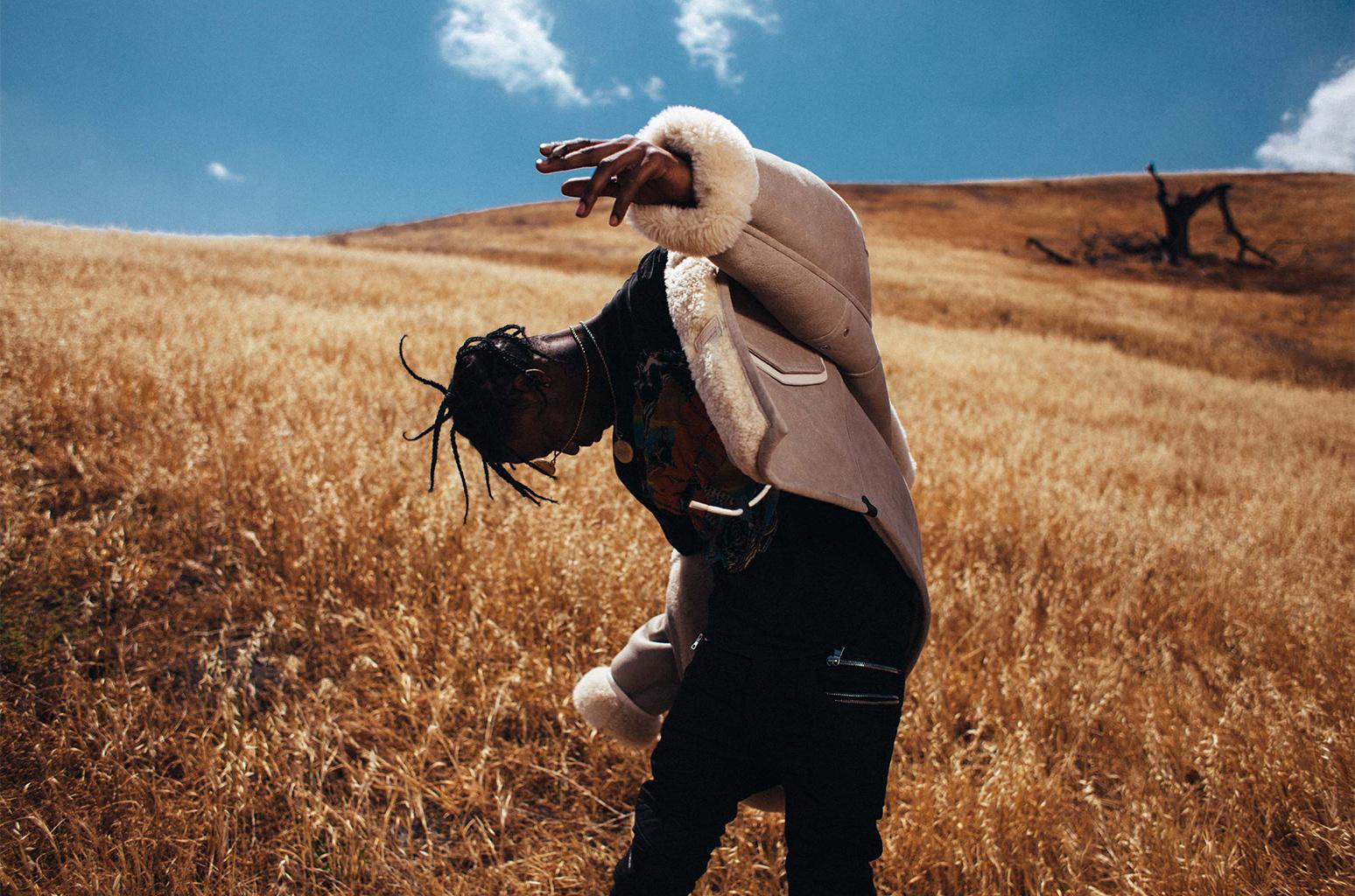 Travis Scott Unleashes Three New Songs