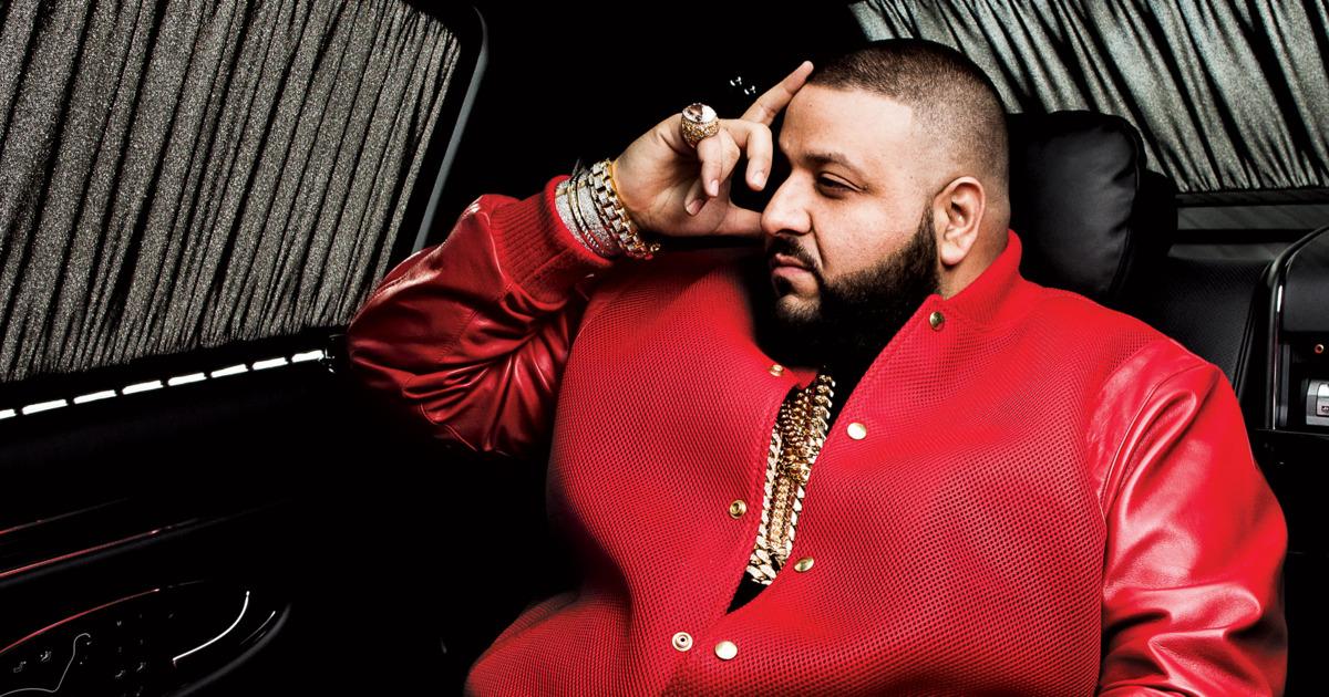 DJ Khaled Just Dropped the Tracklist for 'Grateful'