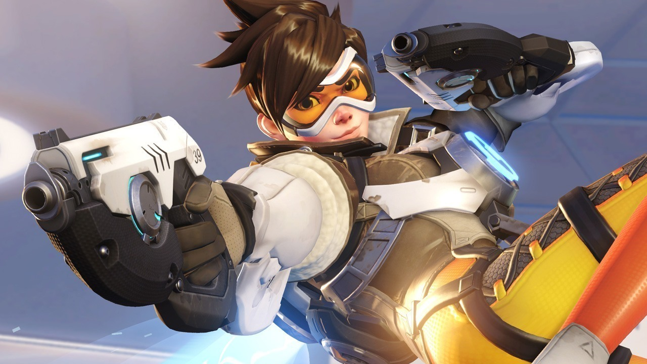 Overwatch's Tracer Figma Now Available For Pre-Order