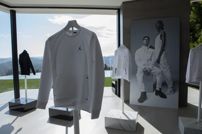 Jordan Brand's Making Its Clothing Line More Stylish