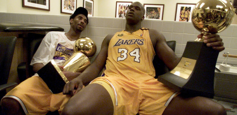 Shaq Says His Lakers Squads Would Have Beat Up the Warriors
