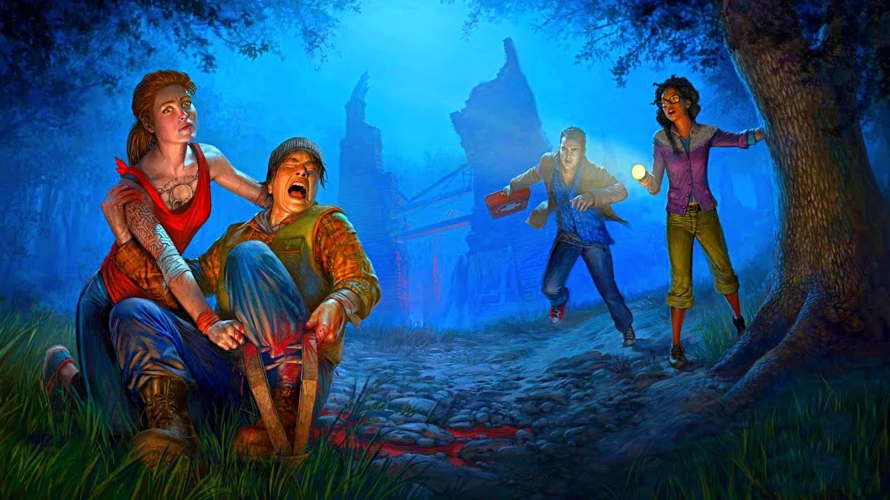 Dead By Daylight Is Out Now On Xbox One And PS4