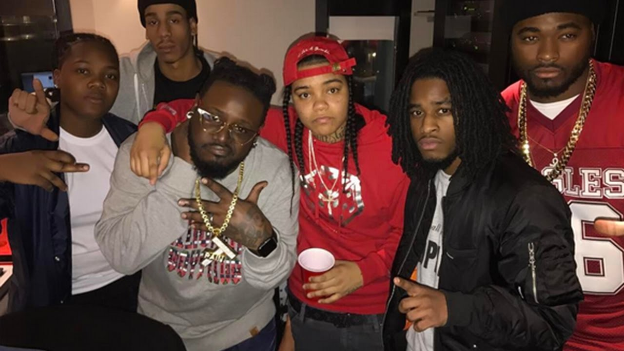 T-Pain & Young M.A 'F.B.G.M.'