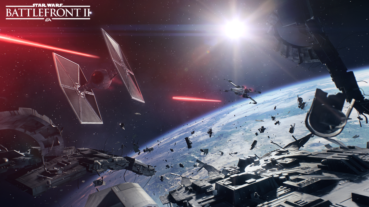 Star Wars Battlefront II Is Getting A Multiplayer Beta