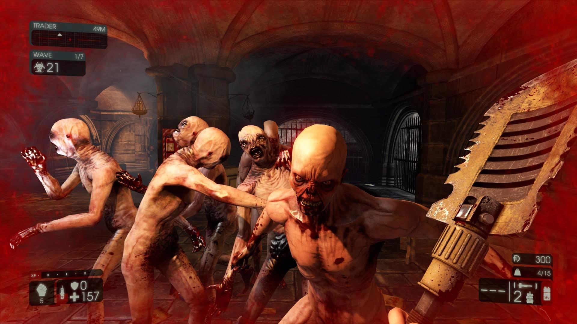 Killing Floor 2 Hits Xbox This Fall