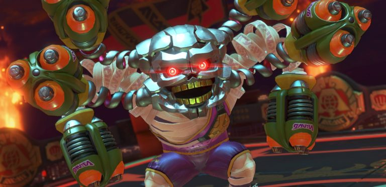 Arms Gets A New Character And Versus Mode Tomorrow