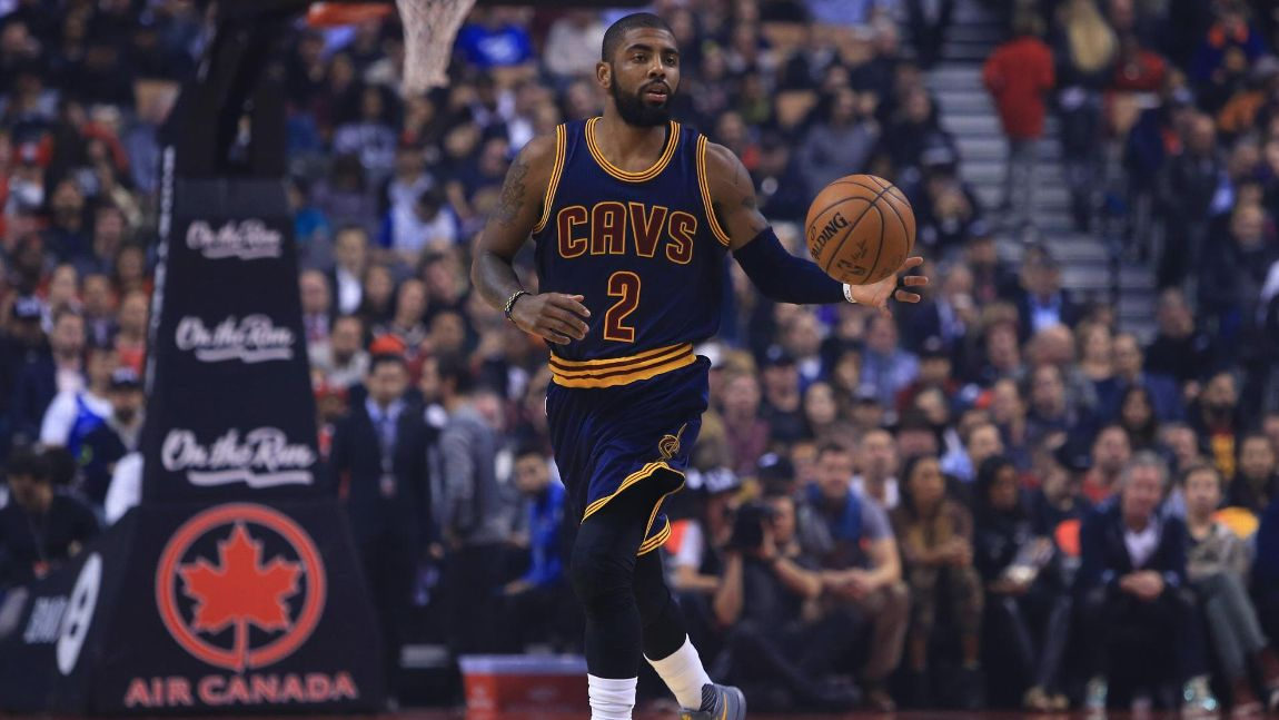 Trading Kyrie Irving Out West Would (Just About) Make the Eastern Conference Irrelevant