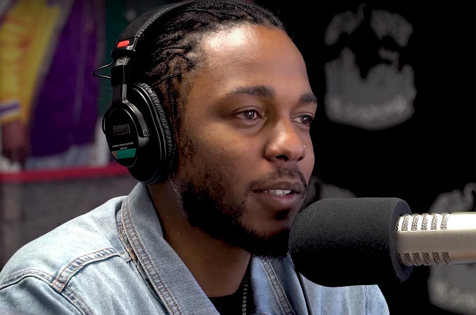Kendrick Lamar Hopes to Work With Swizz Beatz 'One Day'