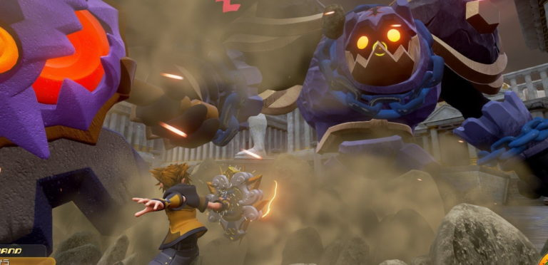 Square Enix Reveals Kingdom Hearts III's Toy Story World And Release Window