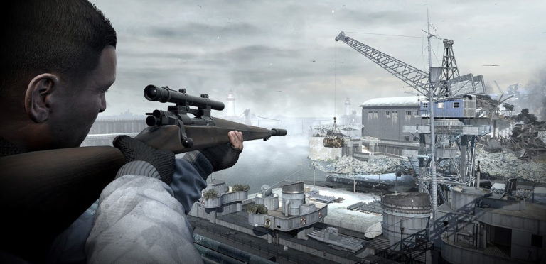 Looking Down The Scope Of Sniper Elite 4's Final Deathstorm DLC