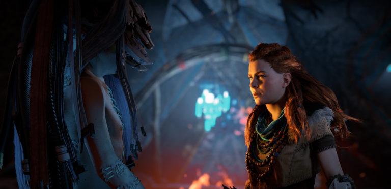 Horizon Zero Dawn Frozen Wilds DLC Gets Date
