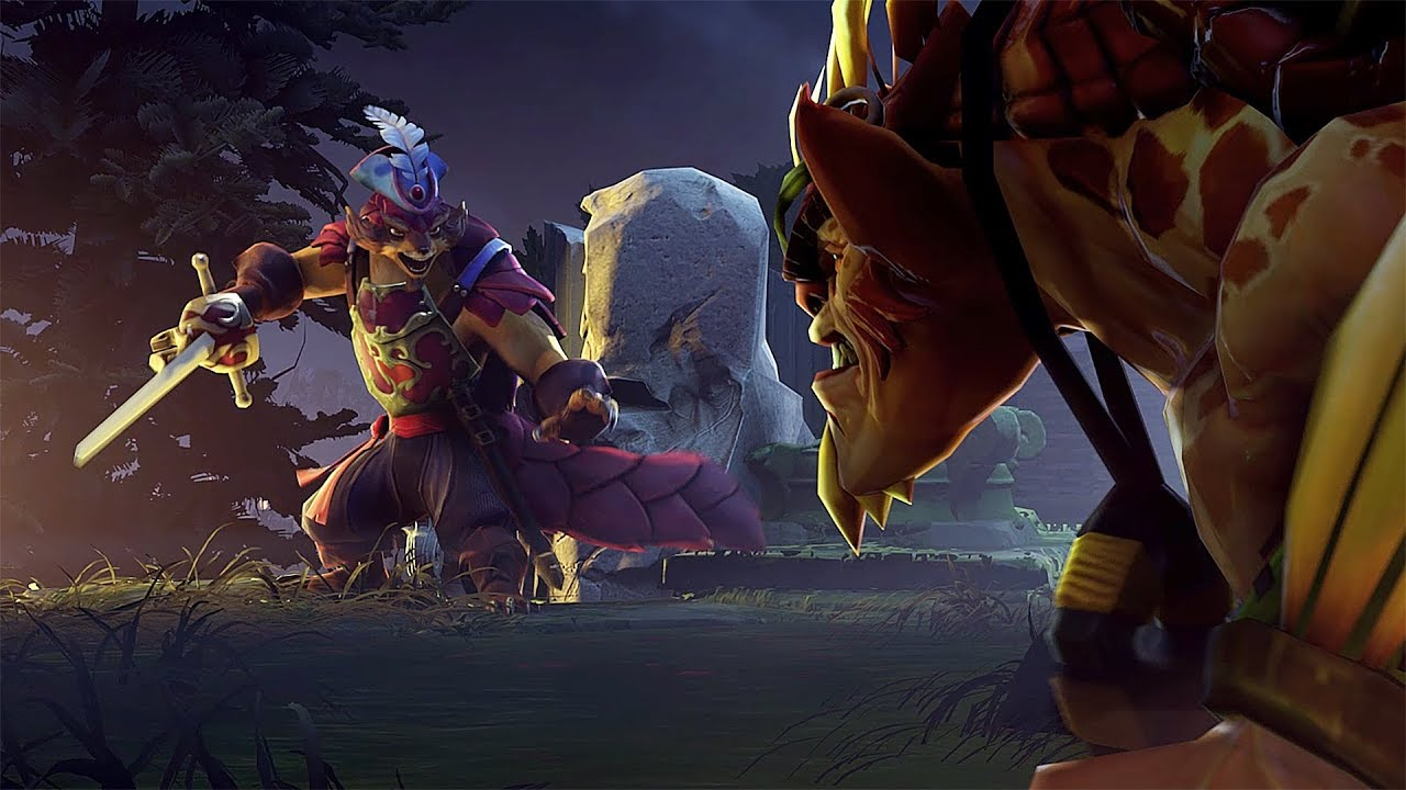 Dota 2 Is Adding Two New Heroes In Its Next Major Update
