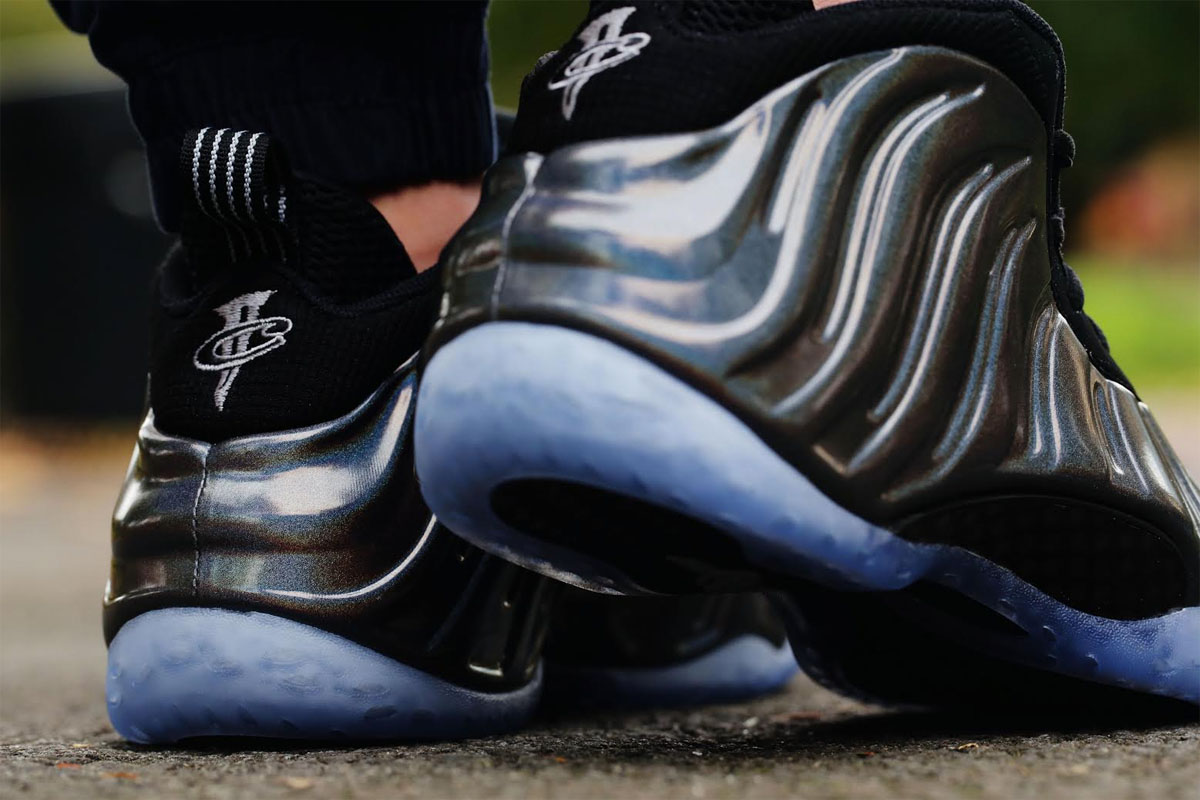 Three New Nike Foamposites Are Releasing Next Spring