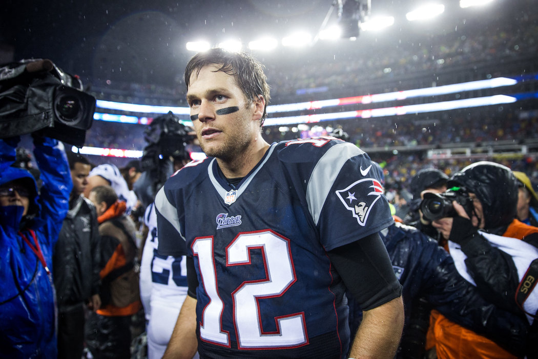 Tom Brady Is a System Quarterback