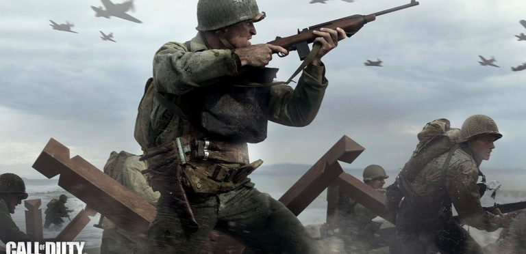 Call of Duty: WWII Multiplayer PC Beta Launches September 29