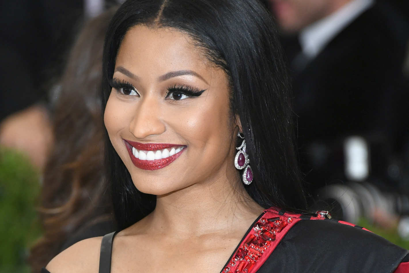 Nicki Minaj Credits Herself For 'Reintroducing' Female Rappers to The Mainstream
