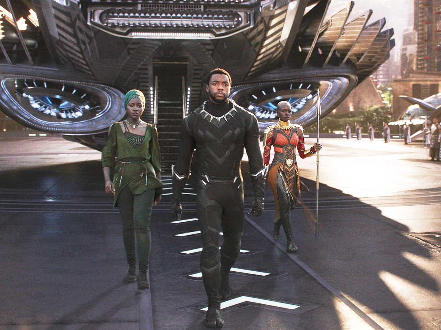 New Black Panther Trailer