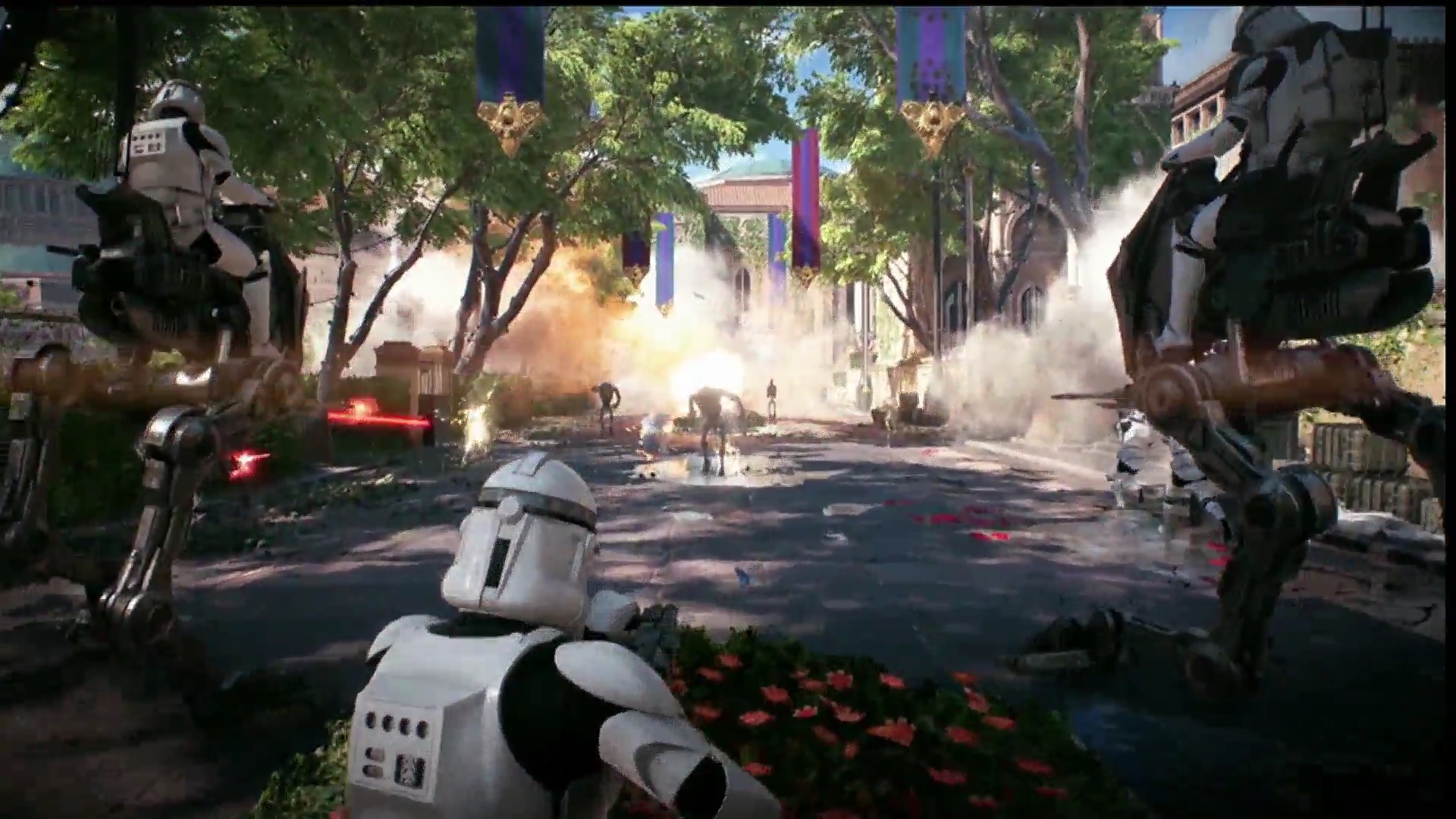 Star Wars Battlefront II's Multiplayer Beta Now Live