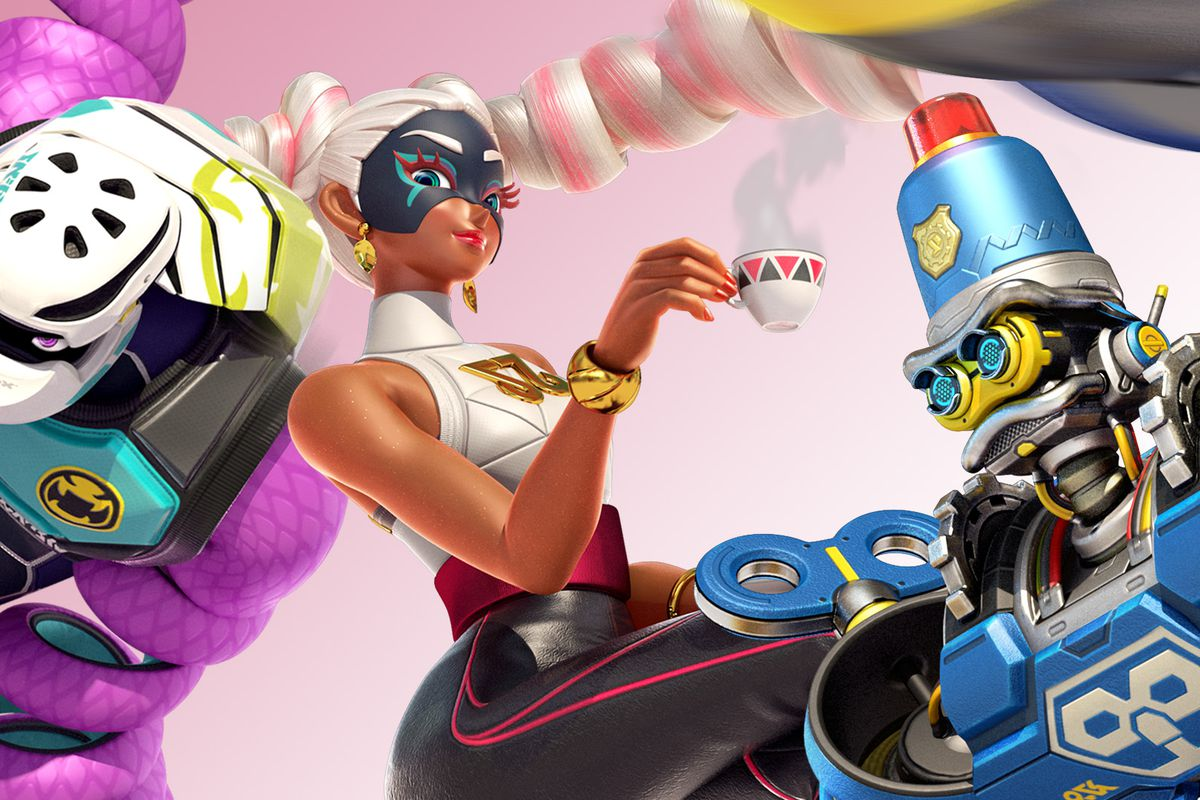 New ARMS Update Adds Replays, Badges, And A Secret Boss