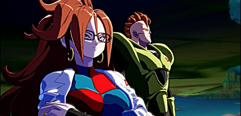 About Android 21 In Dragon Ball FighterZ
