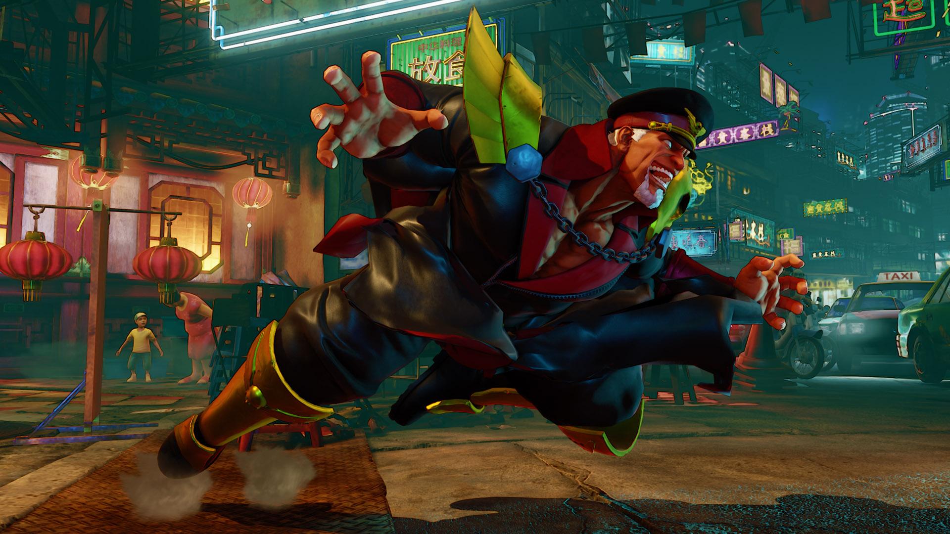 Zeku Is Street Fighter V's Next DLC Character