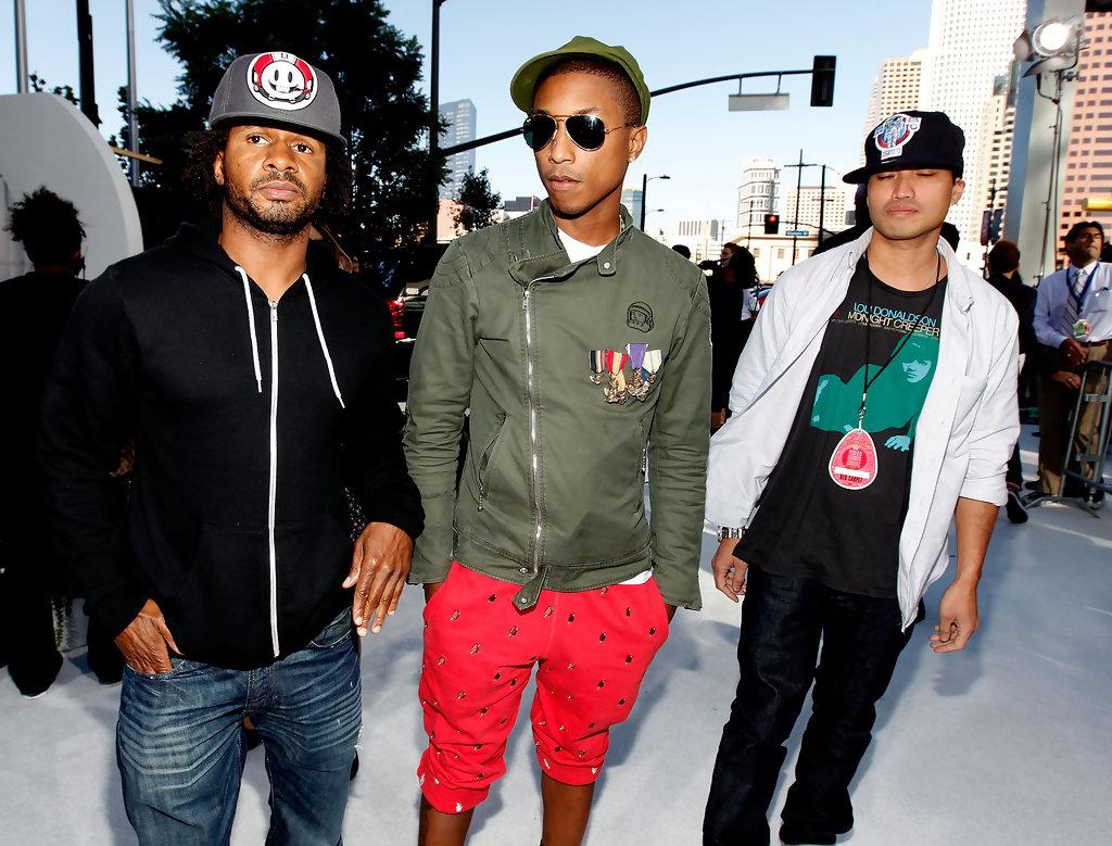 N.E.R.D. New Single 'Lemon'