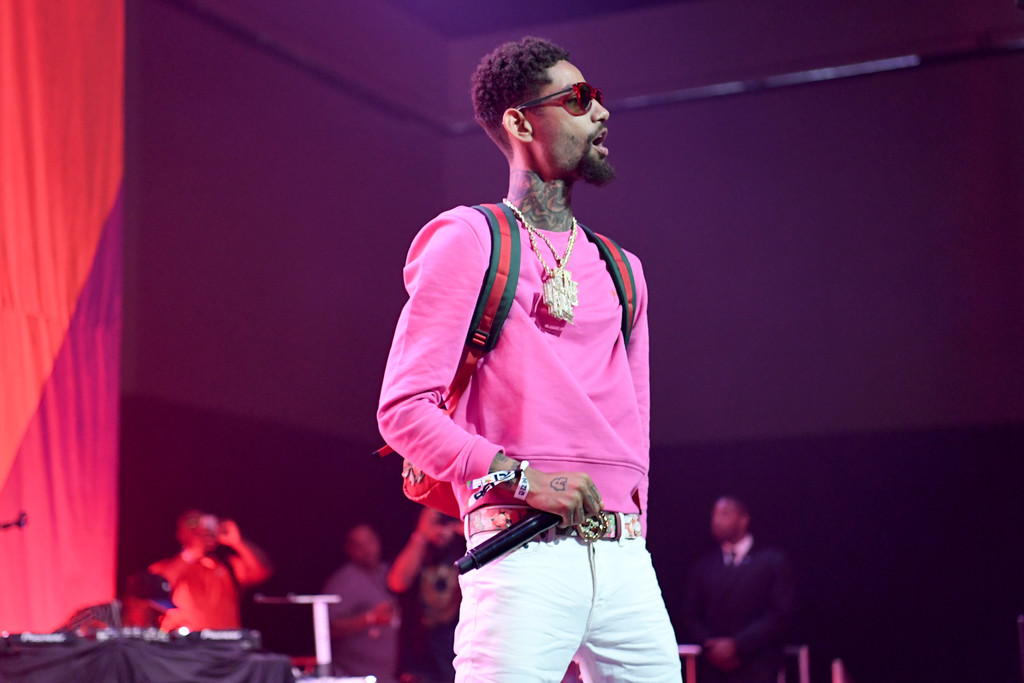 PnB Rock's Debut Album 'Catch These Vibes'