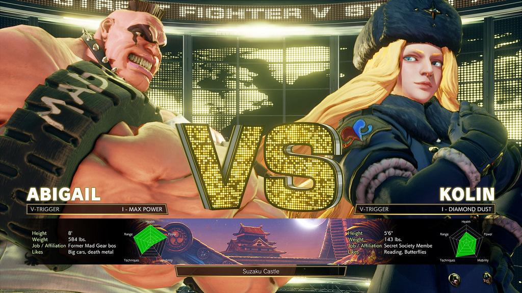 Trailer For Street Fighter V: Arcade Edition Demonstrates New V-Triggers