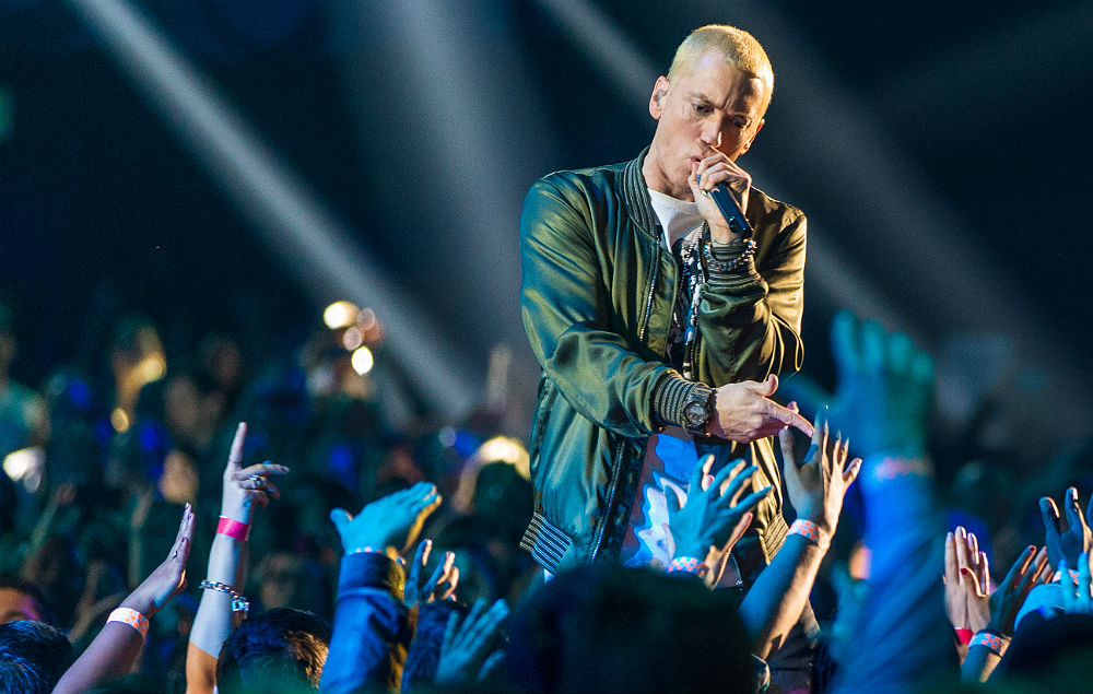 Eminem Is Frustrated With 'Mumble Rap'