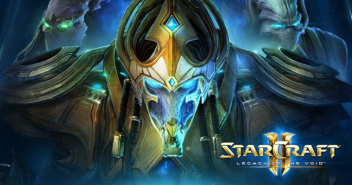 Starcraft II Is Free-To-Play Now