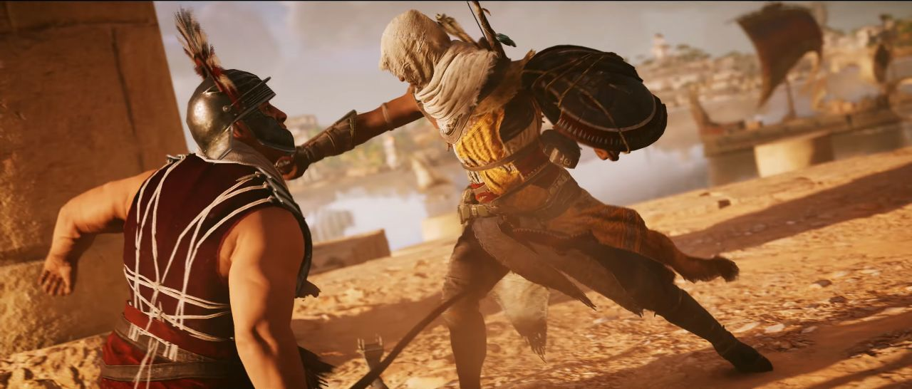 Origins Is Not A Good Assassin's Creed Game