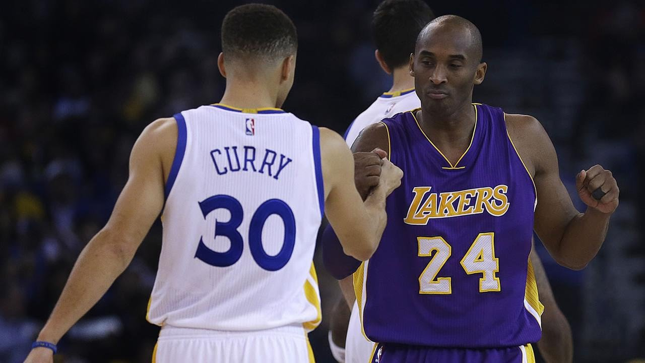 Steph Curry Is the Latest NBA Player to Turn to Kobe Bryant for Advice