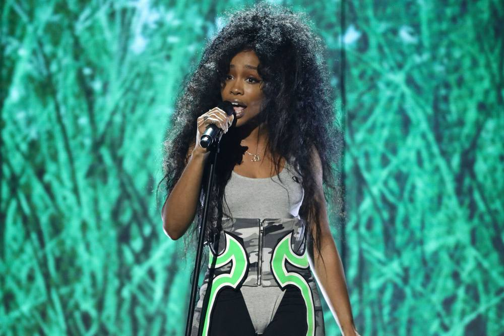 "SZA Says She's Still ""Shook"" Over Her Recent Success"