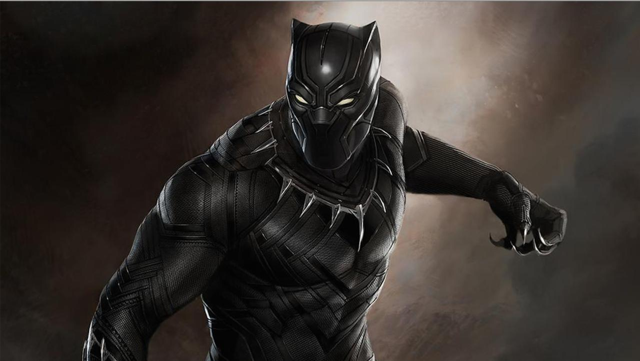 Black Panther Battles For The Throne
