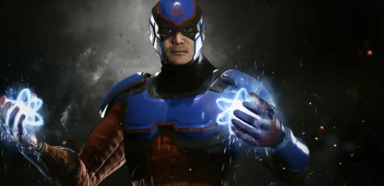 The Atom Shrinks Into Gameplay Trailer For Injustice 2