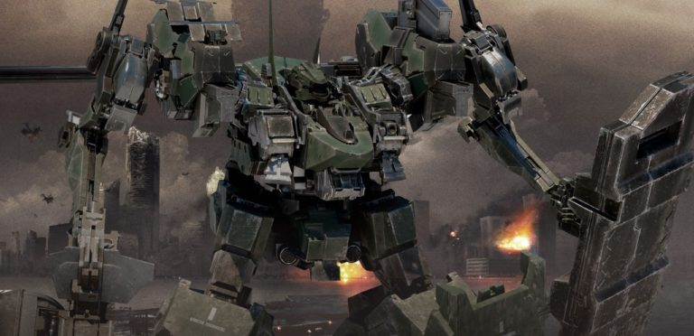 FROM Software Says Armored Core Isn't Finished