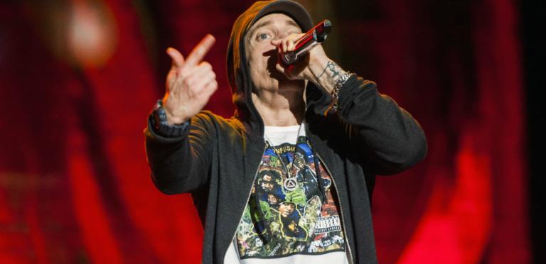 Eminem Reveals Tracklist for 'Revival'