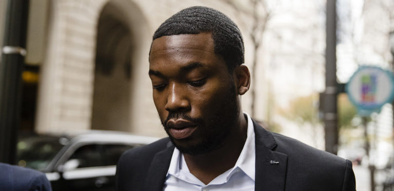 Meek Mill Labeled 'A Danger to the Community'