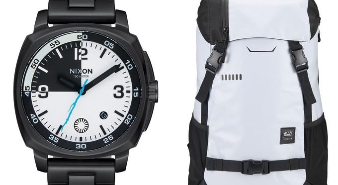 Nixon and Star Wars Launch Their Latest Collection