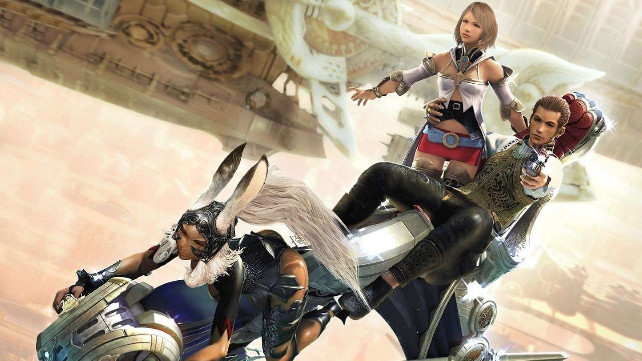 Final Fantasy XII: The Zodiac Age Headed To PC Next Month