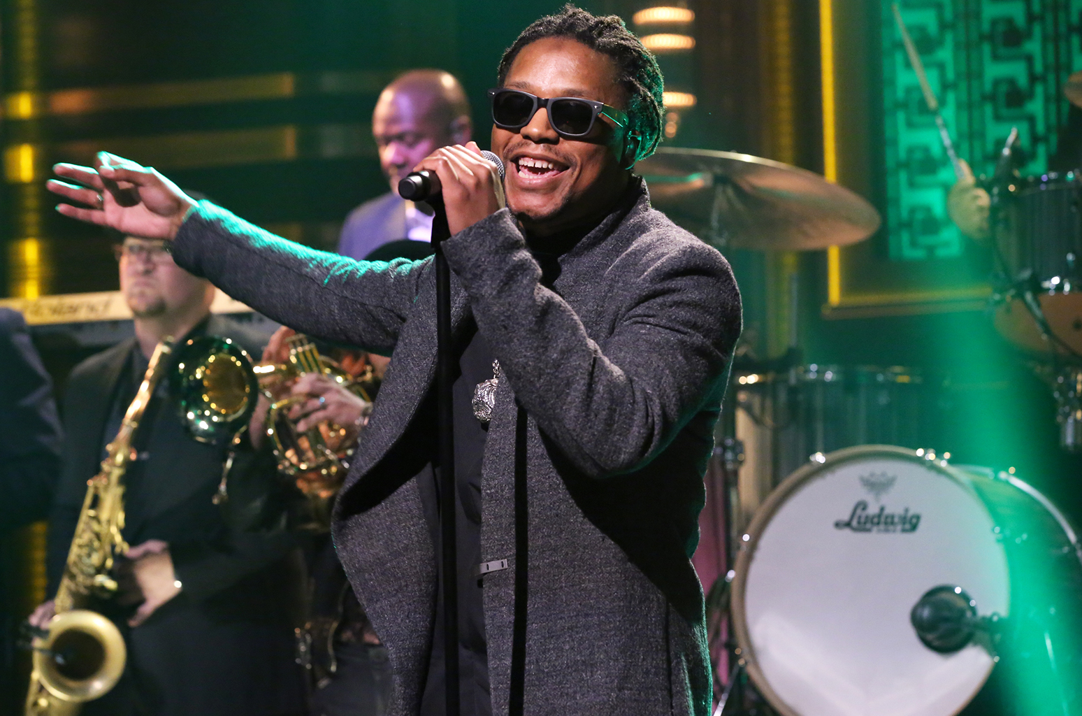 Lupe Fiasco Doesn't See Kendrick Lamar as Top Tier