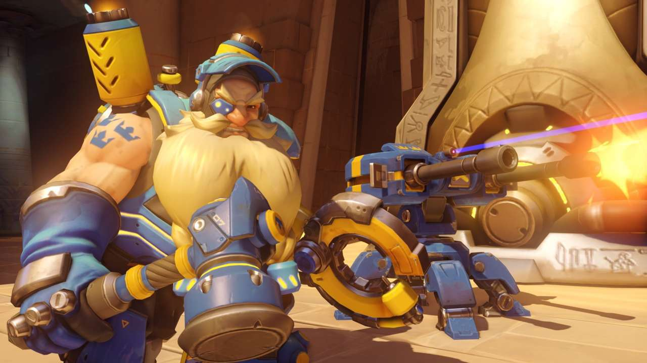 Overwatch Would Make A Smashing Fighting Game